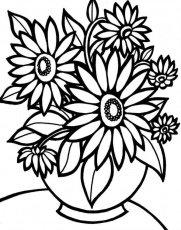 coloring ~ Printable Flowerring Sheets Pictures Of Flowers And ...