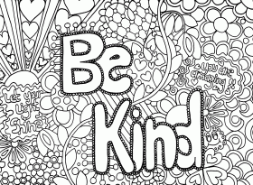 For Teenagers Printable - Coloring Pages for Kids and for Adults