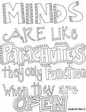 inspirational sayings coloring pages - Google Search | Coloring ...