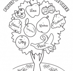 the spirit Colouring Pages