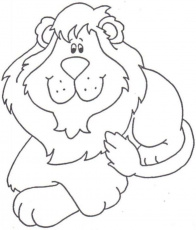 Lion Coloring Pages | Coloring Town