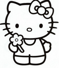 Printable Hello Kitty Coloring Pages for Free | Coloring Pages For