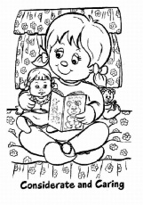 pajamas / Articles / Girl Scout Coloring Pages How To Print Your