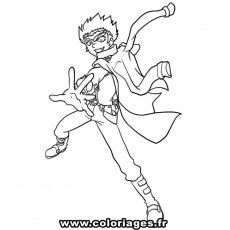 beyblade metal master Colouring Pages (page 2)