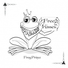 Frog Prince Coloring Page For Kids | 99coloring.com
