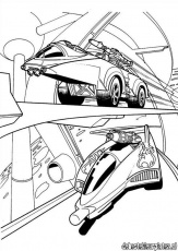 media tags coloring pages hot wheels