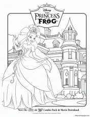 Price And Princess Coloring Pages - Free Printable Coloring Pages