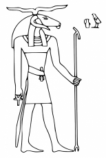 Egyptian Coloring Pages Coloring Pages Amp Pictures IMAGIXS 271615