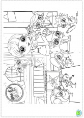 smaller pets store Colouring Pages (page 2)
