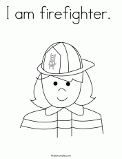Firefighter Coloring Pages | Coloring Pages