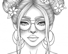 Remarkable Coloring Pages For Girls – azspring