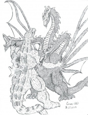 Monster coloring pages ...pinterest.com