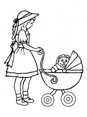 american girl coloring pages free