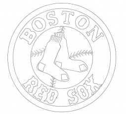 Fenway Park Boston Red Sox Stadium Coloring Page Coloring Home