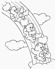 Care Bears Coloring Pages (10) - Coloring Kids