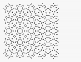 Printable tessellation pattern