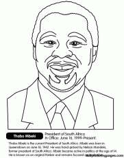 black history people coloring pages