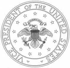 Seal of the president of the united states of america for United states seal coloring page