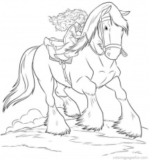 Brave Coloring Pages 81 | Free Printable Coloring Pages