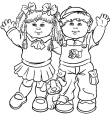 free kids coloring pages printable
