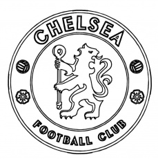 Print Chelsea Logo Soccer Coloring Pages or Download Chelsea Logo