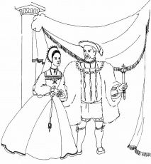 Children's Toys for a Medieval or Renaissance Wedding