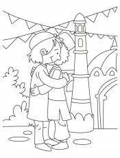eid coloring pages