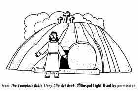 Burial and Resurrection of Jesus | Mission Bible Class