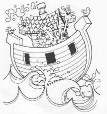 Ark of noah coloring pages | Coloring Pages