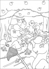 MY LITTLE PONY coloring pages - Rarity