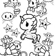 printable tokidoki coloring pages fresh on concept pictures to - Tokidoki Donutella Coloring Pages