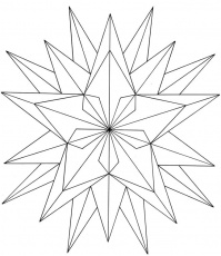 Geometric Pattern Coloring Pages - AZ Coloring Pages | patterns ...