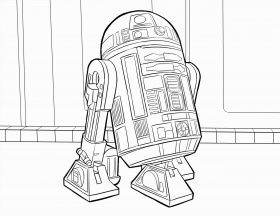 Coloring Pages : R2d2ring Pages Best For Kids Free Splendi And Printable 48  Splendi R2d2 Coloring Pages ~ Off-The Wall ATL