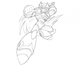 megaman printable coloring pages flecks of gray coloring home - Mega Man Printable Coloring Pages