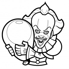 Halloween to color for children - Halloween Kids Coloring Pages