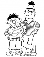 Coloring Pages: Printable Sesame Street Coloring Pages Sesame ...