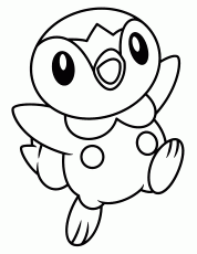 Pokemon Black And White S - Coloring Pages for Kids and for Adults