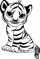 Coloring Baby Animal Luxury Sheets Cute Cute Baby Animal Coloring Pages  coloring pages cute animal pictures to print printable baby animal pictures  cute baby animals to color I trust coloring pages.