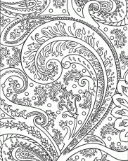 Free Intricate Coloring Pages Owl Coloring - VoteForVerde.com
