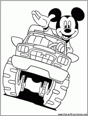 Ford Pickup Truck Coloring Page Free Printable Coloring Pages ...