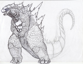 muto godzilla coloring pages related keywords suggestions muto