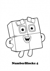 Numberblocks Coloring Pages | All Main Characters Free Printable