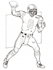 Kansas City Chiefs Logo Coloring Page Printable Pages Kansas Page ...