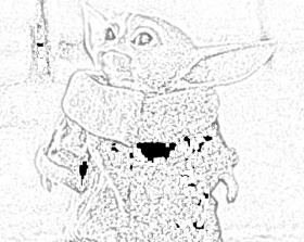 Coloring Pages: Baby Yoda Coloring Pages Free and Downloadable