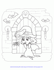 75 Halloween Coloring Pages | Free Printables