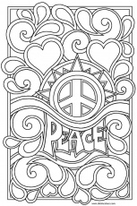 coloring pages for teenagers difficult color by number. stunning ...