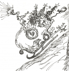 Best Photos Of Whoville Coloring Pages - Whoville Christmas ...
