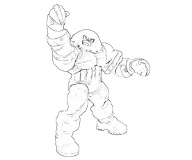 Juggernaut Sketches Drawing Sketch Coloring Page Coloring Home