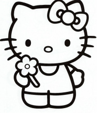 Hello Kitty coloring pages | Coloring Pages