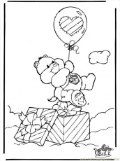 Coloring Pages The Care Bears 14 B2927 (Cartoons > Care Bears